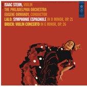 Lalo: Symphonie espagnole - Bruch: Violin Concerto No. 1 (Remastered) de Isaac Stern