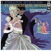 Strauss: Fledermaus Suite & Kaiser Walzer & An der schönen blauen Donau (Remastered) by Eugene Ormandy