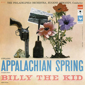 Copland: Appalachian Spring & Billy the Kid (Remastered) by Various Artists