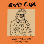 What's Your Favourite Country Song? de Brad Cox