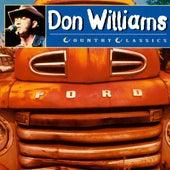 Country Classics von Don Williams