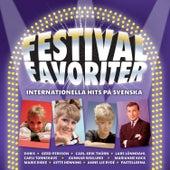 Festivalfavoriter (Utländska Hits På Svenska) de Blandade Artister