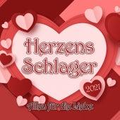 Herzens Schlager 2021 : Alles für die Liebe fra Various Artists