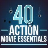 40 Action Movie Essentials von Various Artists