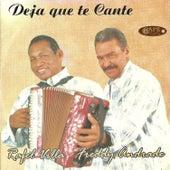 Deja Que Te Cante by Freddy Andrade