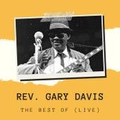 Rev. Gary Davis - The Best of (Live) de Reverend Gary Davis