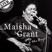 Live in Munich 1991 de Maisha Grant - Me &