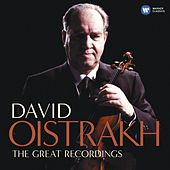 David Oistrakh: The Complete EMI Recordings von David Oistrakh