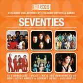 6 x 6 - The Seventies de Various Artists