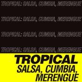 Tropical: Salsa, Cumbia, Merengue de Various Artists