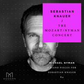Michael Nyman:  6 Piano Pieces for Sebastian Knauer: K4 by Sebastian Knauer