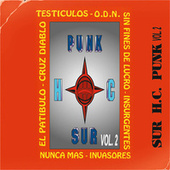 Sur Hc Punk Vol.2 de Varios Artistas