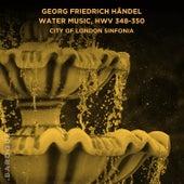 Georg Friedrich Händel: Water Music, HWV 348-350 by The City Of London Sinfonia