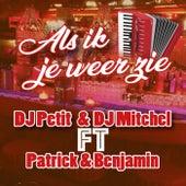 Als Ik Je Weer Zie (feat. DJ Mitchel, Benjamin & Patrick) van Dj Petit
