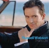 That's Life de Russell Watson