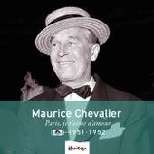 Heritage - Paris, Je t'Aime d'Amour - 1951-1952 de Maurice Chevalier