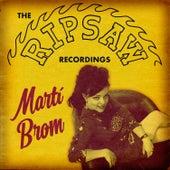 The Ripsaw Recordings - Martí Brom de Martí Brom