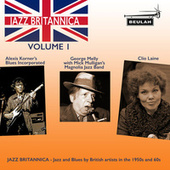 Jazz Britannica, Vol. 1 di George Melly Alexis Korner