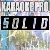Solid (Originally Performed by Young Stoner Life, Young Thug, Gunna and Drake) (Karaoke) de Karaoke Pro