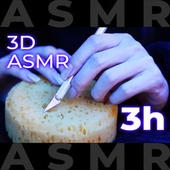 A.S.M.R Brain Melting 3D Triggers for Sleep 3 Hours  (No Talking) von ASMR Bakery