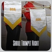 Shrill Trumpet Night by Various Artists