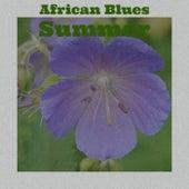 African Blues Summer fra Various Artists