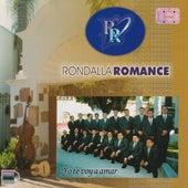 Yo Te Voy Amar von Rondalla Romance