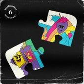 Bonbonbon : 6 morceaux von Vanille