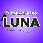 Luna (Karaoke Version) de Karaoke Pro (1)