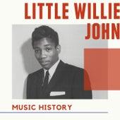 Little Willie John - Music History de Little Willie John