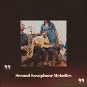 Second Saxophone Melodies de Various Artists