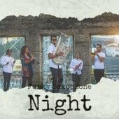 Funky Saxophone Night fra Various Artists