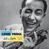 Saga All Stars: Just a Gigolo (The EPs 1956-1957) fra Louis Prima