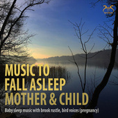 Music to Fall Asleep Mother & Child - Baby Sleep Music with Brook Rustle, Bird Voices (Pregnancy) von Max Relaxation