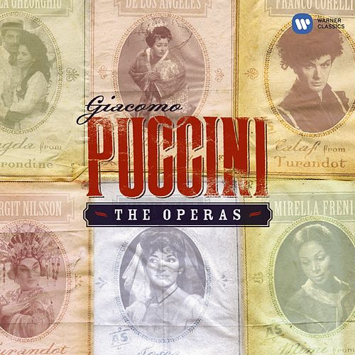 Puccini: The Operas von Various Artists