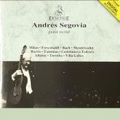 Andrés Segovia: Guitare Recital by Andres Segovia