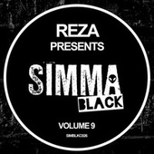Reza presents Simma Black, Vol. 9 von Various Artists