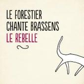 Le Forestier chante Brassens le rebelle de Maxime Le Forestier