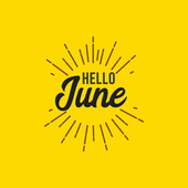 Hello June by Various Artists