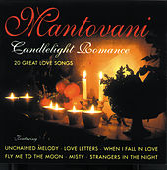 Candlelight Romance von Mantovani & His Orchestra