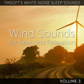 Wind Sounds for Sleep and Relaxation Volume 3 by Tmsoft's White Noise Sleep Sounds