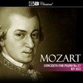 Mozart Concerto for Piano No. 17 KV 453 (Single) by Rudolf Barshai