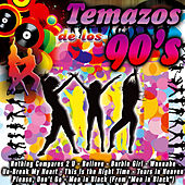 Temazos de los 90's by Various Artists
