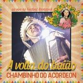 A Volta do Baião (Ao Vivo no Festival Rootstock) von Chambinho do Acordeon