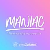 Maniac (Piano Karaoke Instrumentals) fra Sing2Piano (1)