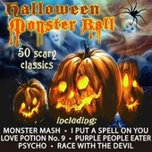 Halloween Monster Ball; 50 Scary Classics van Various Artists