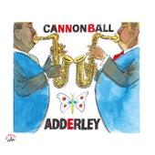 CABU Jazz Masters - Une Anthologie 1955 - 1957 de Cannonball Adderley