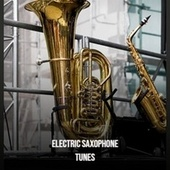 Electric Saxophone Tunes von Various Artists
