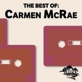 The Best Of: Carmen Mcrae by Carmen McRae