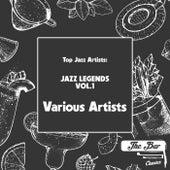 Top Jazz Artists: Jazz Legends Vol.1 von Various Artists